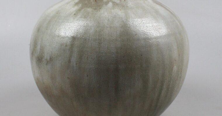 De Rijn Zaalberg early art pottery vase
