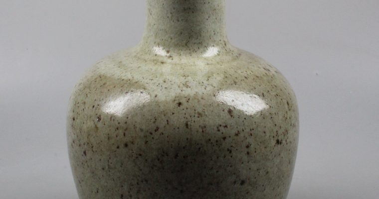 Zaalberg art pottery vase