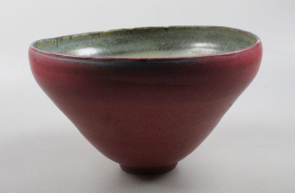 Heidi Kippenberg large studio pottery bowl