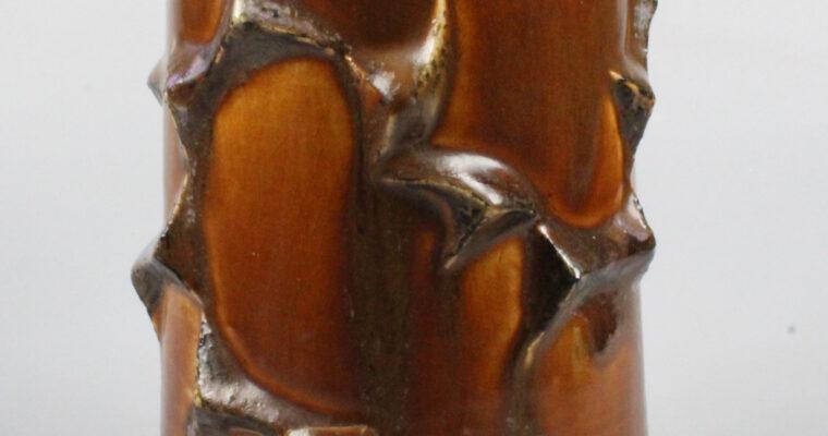 Walter Popp studio pottery vase