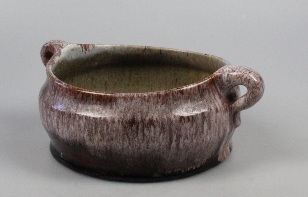 De Rijn Zaalberg early art deco cachepot