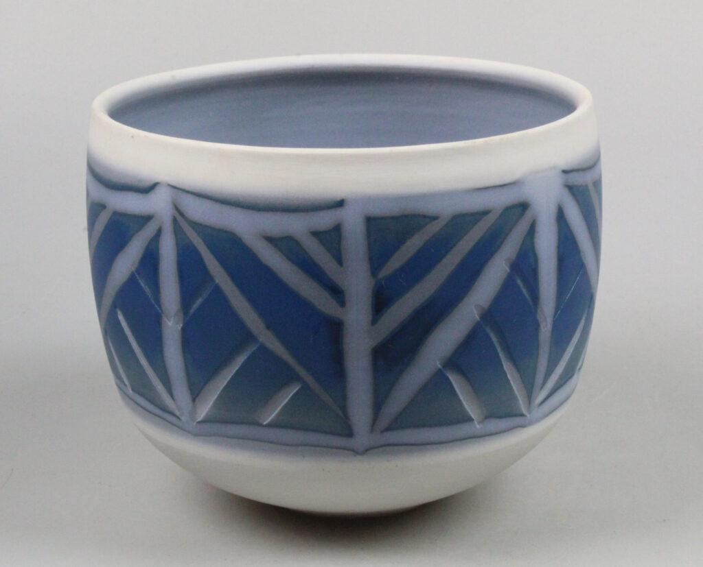 Heide van Veen porcelain bowl
