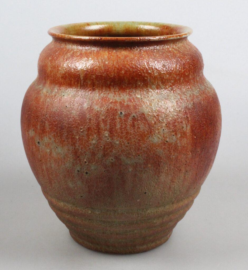 De Rijn Zaalberg art deco vase