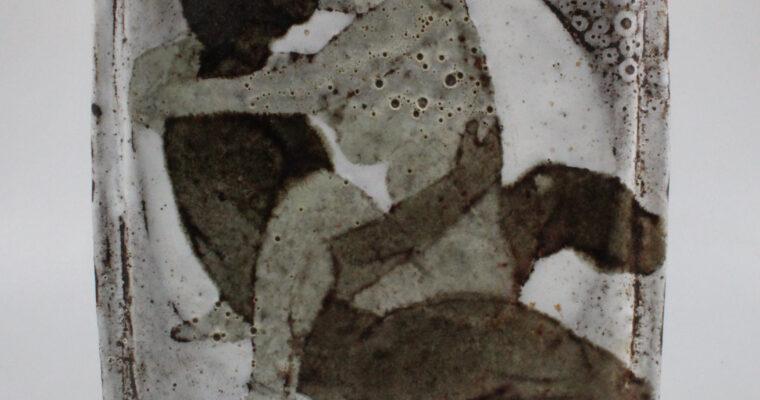 Paul Queré Le Minotaure erotic tile