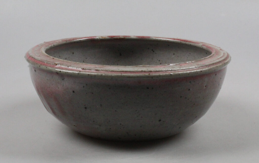 Iet Cool-Schoorl art pottery bowl