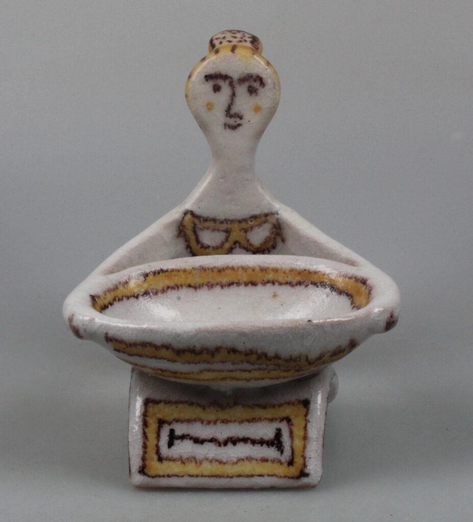 Guido Gambone Italy figurine