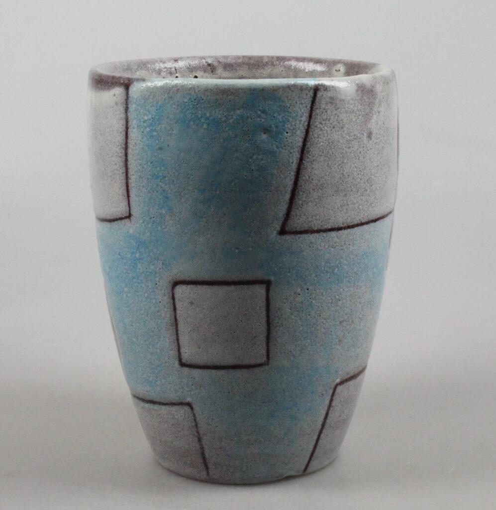Aldo Londi for Bitossi Vetrata vase