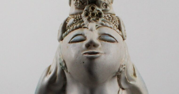 Cisca Kok Large Sculpture