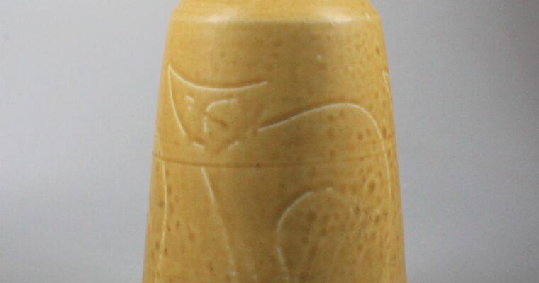 Ru de Boer Ram vase decorated with cats